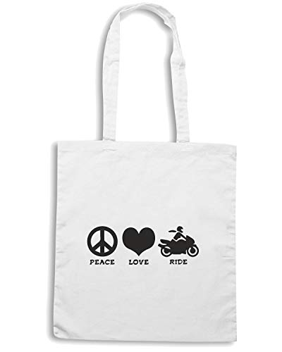 PEACE LOVE TB0103 Bianca Shopper RIDE Borsa tqU0Fwn