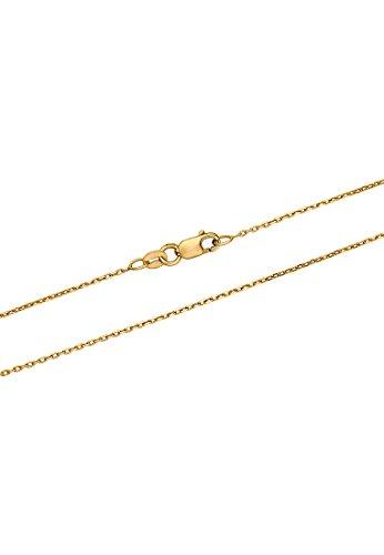 Christ Diamonds-Collier Femme-333ER or jaune 3brillant zus. env. 0,02/or, One Size
