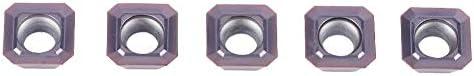 10-teiliges Hartmetalleinsatz-Set SEHT1204AFSN-X45 PC9035 / SEHT43AFSN-X45 CNC-Drehmaschine Indexierbares Hartmetall-Wendeeinsatz-Messerwerkzeug