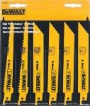 """Dewalt Metal/Wood Cutting Set 6 Pc. 6 """" Pouch"""