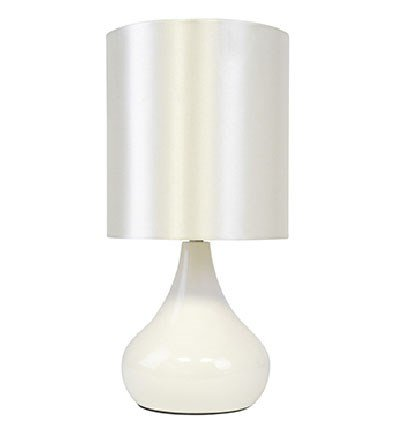 Lloytron l2202cr 45watt zenith touch table lamp 14 inch cream lloytron l2202cr 45watt zenith touch table lamp 14 inch cream mozeypictures Choice Image