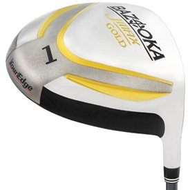 Tour Edge Men's JMAX Gold Driver (Left Hand, JMAX Gold Graphite, Regular, 15 degrees, 44.5 inches), Outdoor Stuffs