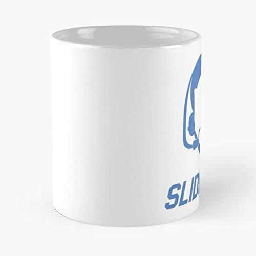 Dale Earnhardt Jr Slide - 11 Oz Coffee Mugs Unique Ceramic Novelty Cup, The Best Gift For Holidays. Dale Earnhardt Jr Travel Mug