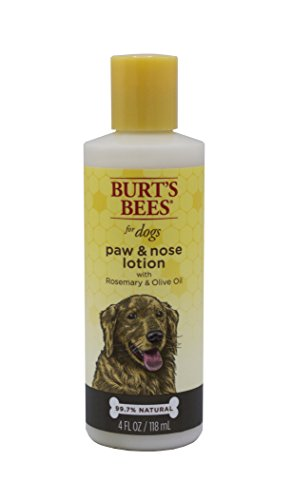 Burts Bees Paw and Nose Lotion With Rosemary and Olive Oil, 4 Ounces