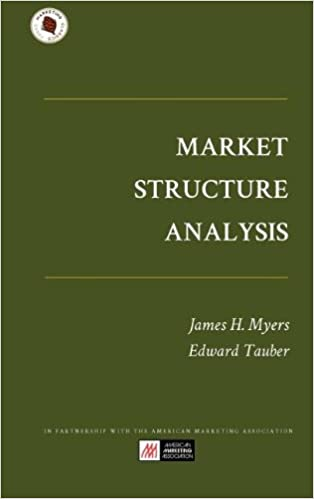 what is market structure analysis