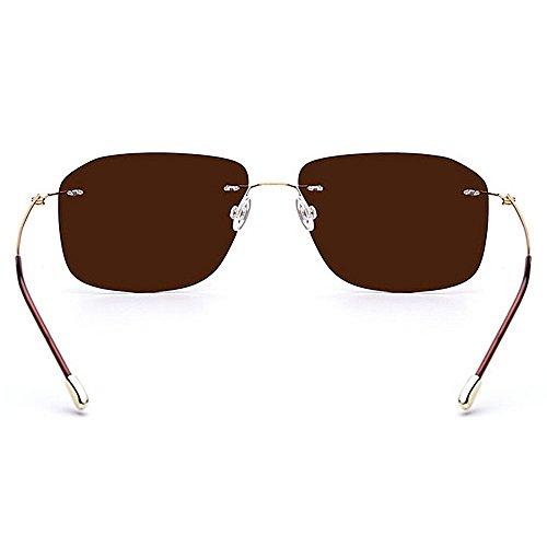 de de retra de sol marco Gafas mujer sol de de de luz la diseñador del libre para Gafas al la ULTRAVIOLETA la Gafas sol aire protección vacacion la playa de Novedad cuadradas conducir la TR90 tonos de nazpYYv