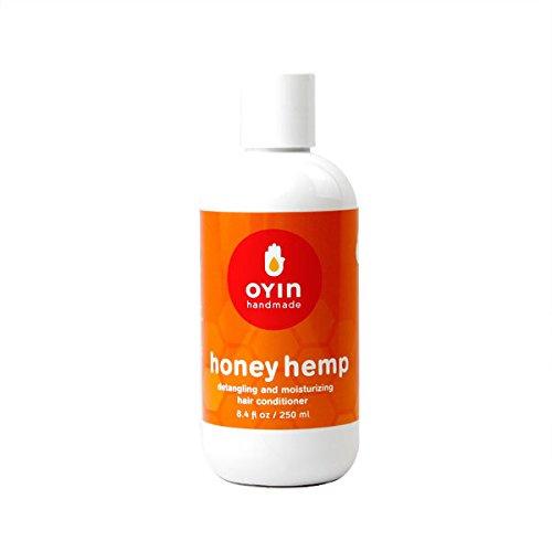 Oyin Handmade, Conditioner Honey Hemp, 8.45 Fl Oz