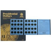 2012-2014 Presidential Dollar Folder #2New by: CC