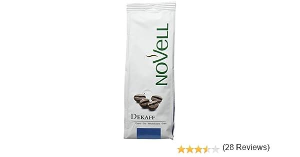 Cafes Novell Café Descafeinado En Grano - 4 Paquetes de 250g ...