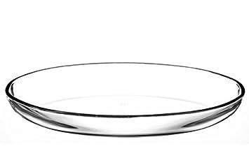 Molde para horno de vidrio vidrio Borcam fuente ovalada Servier ...