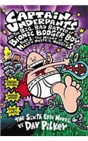 Download Captain Underpants and the Big, Bad Battle of the Bionic Booger Boy, Part 1 pdf epub