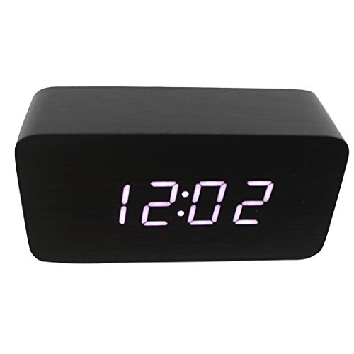 Wood Mini Clock - 5