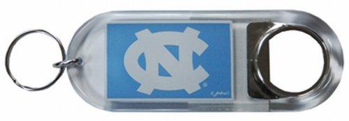 North Carolina Tar Heels Ring (NCAA North Carolina Tar Heels Keychain Lucite Bottle Opener)