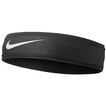 Nike Speed Performance Headband(Black/White, Osfm)