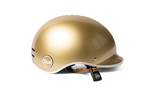 Thousand Premium Collection Helmet, Stay, Large, Gold