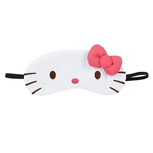 Hello Kitty Eye Mask - Hello Kitty Adult Sleep Mask: Bow