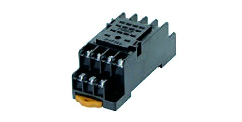 Omron PYF14A Front-Connecting Socket, Track Mounting, 4 Poles, 5 A on