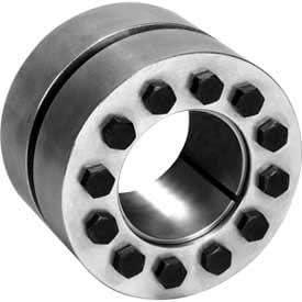 C600E-343 3-7//16L Shaft D Keyless Rigid Coupling Climax Metal Steel 3.4375 D X 7.283