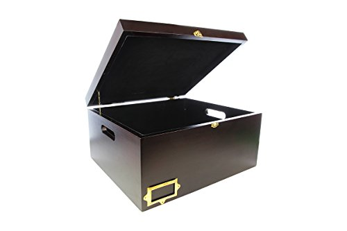 Wessco International THASBVRRIT Shoe box by Wessco International