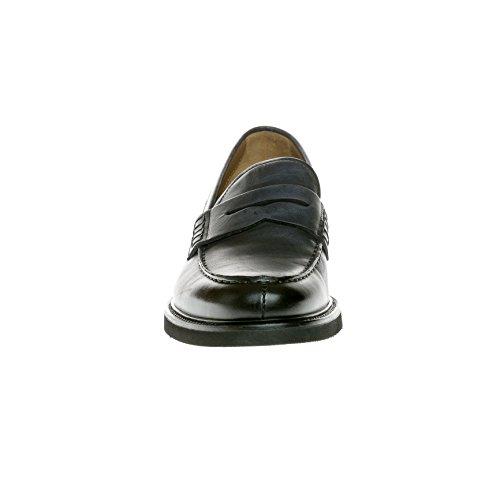 Size MOCASSINO UOMO BLU DOUCAL'S 39 PELLE 8nvpIq
