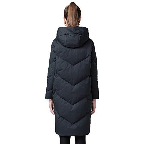Doudoune Black amp;w D'hiver Matelassé Fashion Manteau Femmes Compressible03 Légère Ultra Dame Y Femme Veste Hiver 1nU7wBBqg