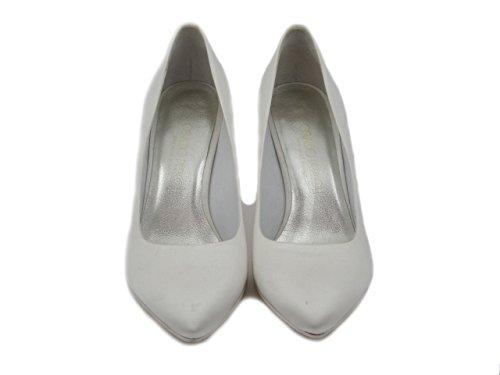 8 Cm Hazards High 1013 ral Satin Oswald Decolletè Silk Ivory Heel Bridal Shoe xzwO6WaRRp