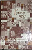 A Literary Book of Days, Library of Congress Staff, 0876636997