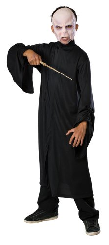 Harry Potter Child's Voldemort Costume, (Voldemort Costume)