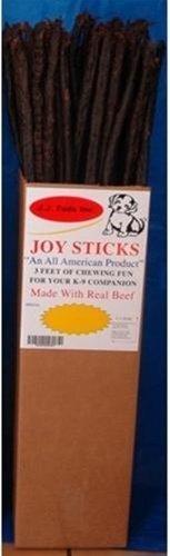 J J Fuds Joy Sticks Rawhide Beef, 1 Count, One Size