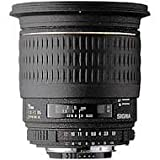 Best Sigma Digital Camera For Close Up Photographies - Sigma 20mm f/1.8 EX DF RF Aspherical Wide Review