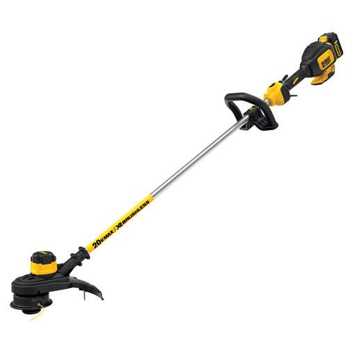 Dewalt DCST920P1R 20V MAX 5.0 Ah Cordless Lithium-Ion Brushless String Trimmer (Certified Refurbished)