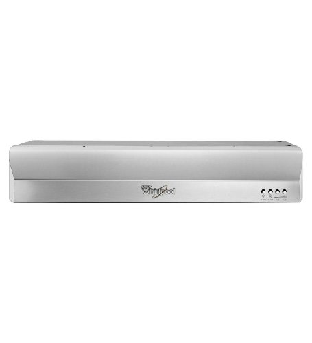 Whirlpool Gold 30W in. Under Cabinet Range Hood