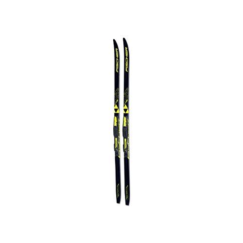 Fischer Sprint Crown Jr IFP Skis - 160cm - One Color (Fischer Sprint Crown)