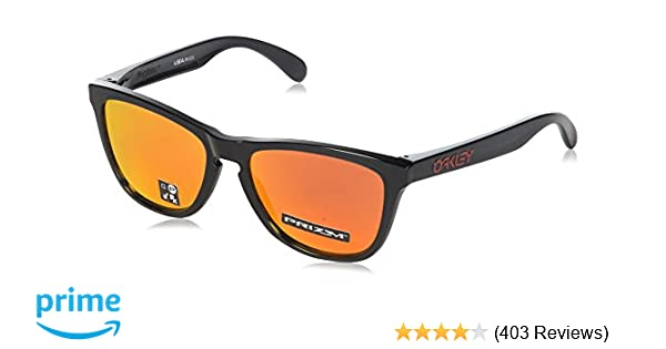 7db295aa7d Amazon.com  Oakley Men s Frogskins Sunglasses