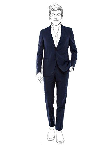 181aj702181wn6694 Gray 100 Azul Wool Aj702 Italy Dress In Virgin Made Fradi awqgzxEg