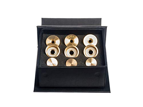 gold trim kit trumpet - 3