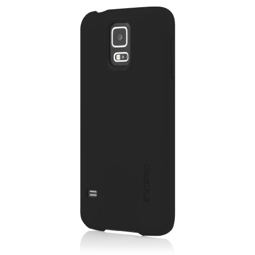 Incipio Feather Case for Samsung Galaxy S5 - Retail Packaging - Black