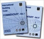 2000 International Building Code Commentary Vol 1 & 2