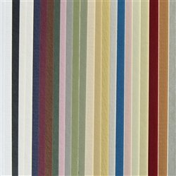 Full Sheet Mat Board Variety Pack 25 Assorted Colors 32 x 40 Cream Core by BDMatBoard