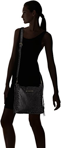 Women Bags Scooter Goa Shoulder noir Black 6 qIIgP7wZx