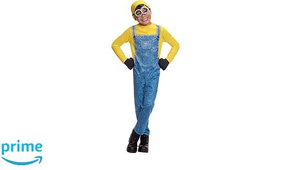 Disfraz infantil oficial de Minion Bob de la película «Gru, Mi ...