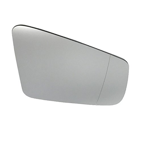 Right Door Side For Mercedes-Benz S//C//E-Class W212 W204 Heated Wing Mirror Glass