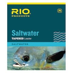 Rio Fishing Products Saltwater Leader 10ft, 3 Pack (20lb - 3 Pack)