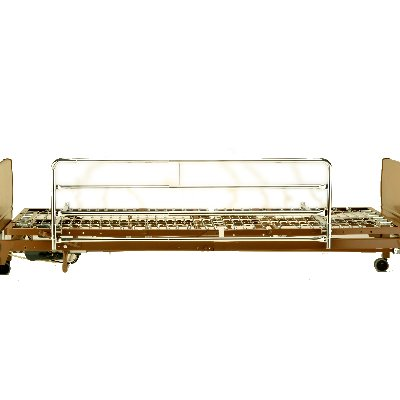 Bed Hospital Standard Invacare - Invacare Standard Spring-Loaded Full-Length Side Bed rail