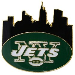New York Jets City Pin