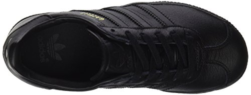 negbas negbas Gazelle C negbas Adidas Negro Originals Black Trainers Leather Junior fv7Fqwz7