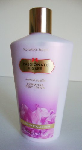 (Victoria's Secret Classics Collection PASSIONATE KISSES Hydrating Body Lotion 250 ml (8.4 oz))