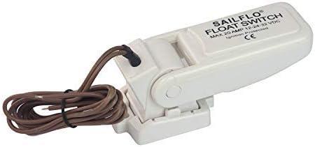 Marine Boat Bilge Pump Float Switch (12V 24V 32V) Ignition Protected on