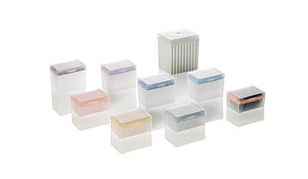 Bioclick 070483 - Caja vacía para 10, 300 y 350 L (10 unidades ...