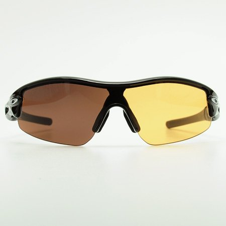 GOODMAN LENS MANUFACTURE(グッドマンレンズマニュファクチュア) OAKLEY(オークリー) RADAR(レーダー用レンズ)PITCH-A オレンジ→グレー(VR28type)(サングラス 眼鏡 メガネ)   B009NEM6BK